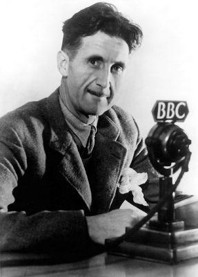 George Orwell sur BBC