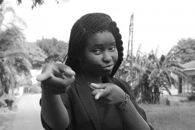 jeunes fille africaine