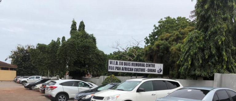 Article : Petite visite du Du Bois Centre for Panafrican Culture à Accra